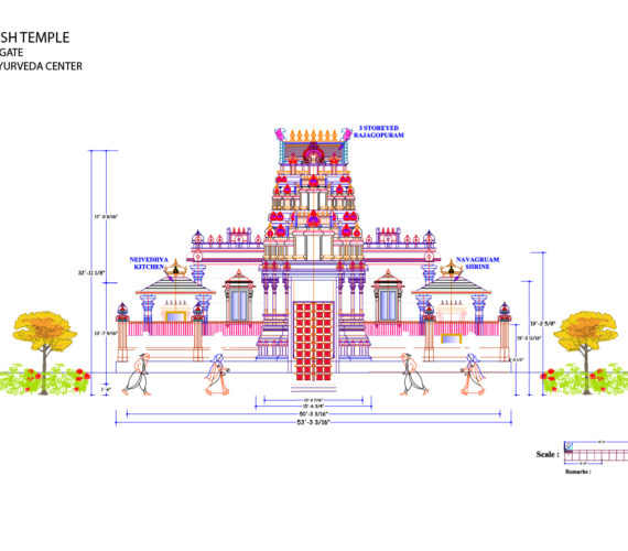NOV 11, 2018 – Current Site Plans for Raju Ayurveda Center