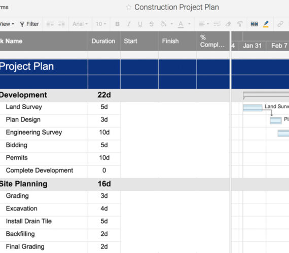 July 21, 2019 — Planning Infrastructure, Zoning, Project Costing and Timeline